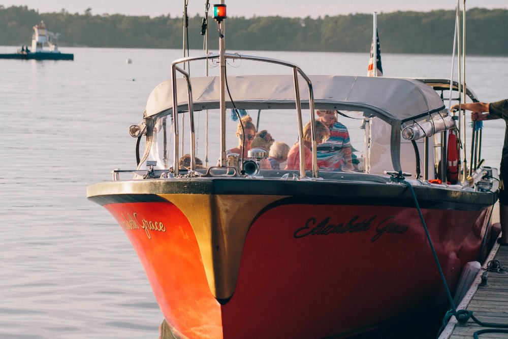 Boat Charters - There's no doubt that the best way to see the scenery is by boat. Arrange for a private charter ride so you can explore the coastline and inner islands. Let us know if you'd like to pack some snacks – we've heard that cheese, veggies and wine make the perfect pairing. Charters are based on availability and can accommodate a group of up to six, so please plan to schedule with us in advance.