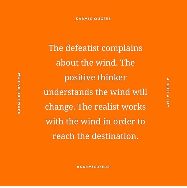 Shamelessly ripped off from my friend @sara_arnell and her amazing @karmicdeeds #karmicdeeds #spoton 🧡🧡🧡🧡#changeisgood #workwiththewind #reachyourdestination