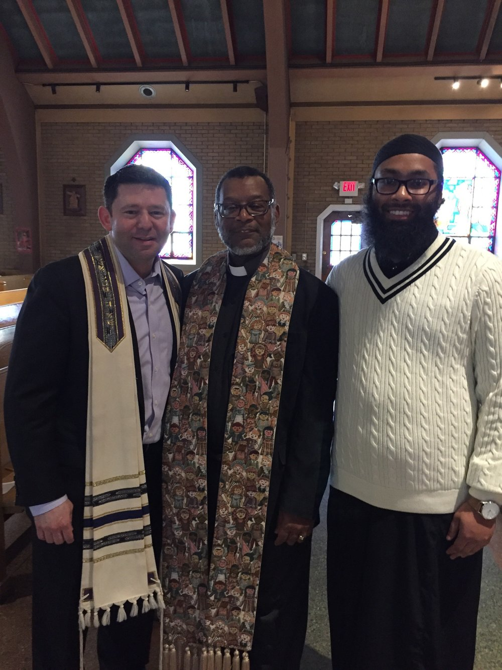 Building Interfaith Relationships