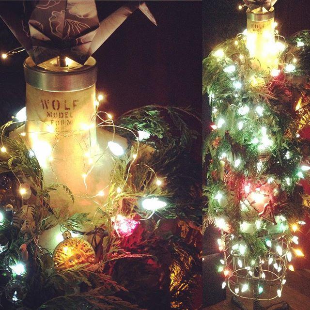 Joyous season y'all!  #christmaseve #merrychristmas #christmastree #holidaycheer #happychristmas