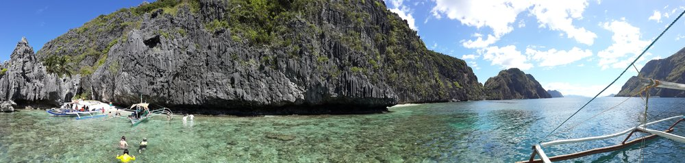 Just another trip to the sea in Palawan - El Nido, Coron Philippines.