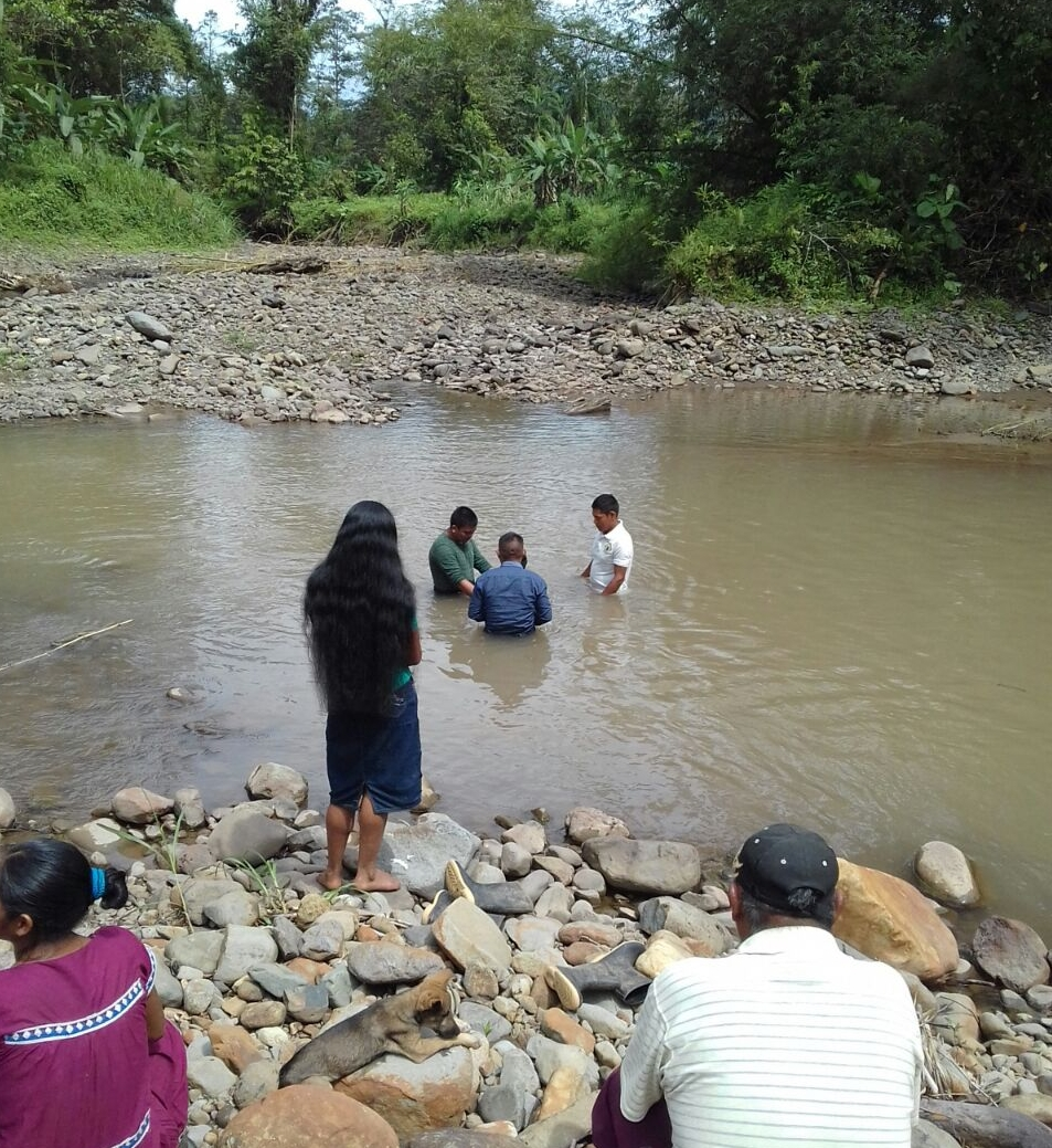 - Monte Lirio Baptism