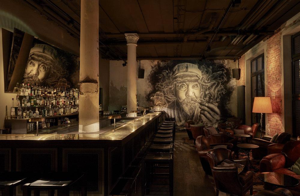 Restaurant & Bar — Dreimeta