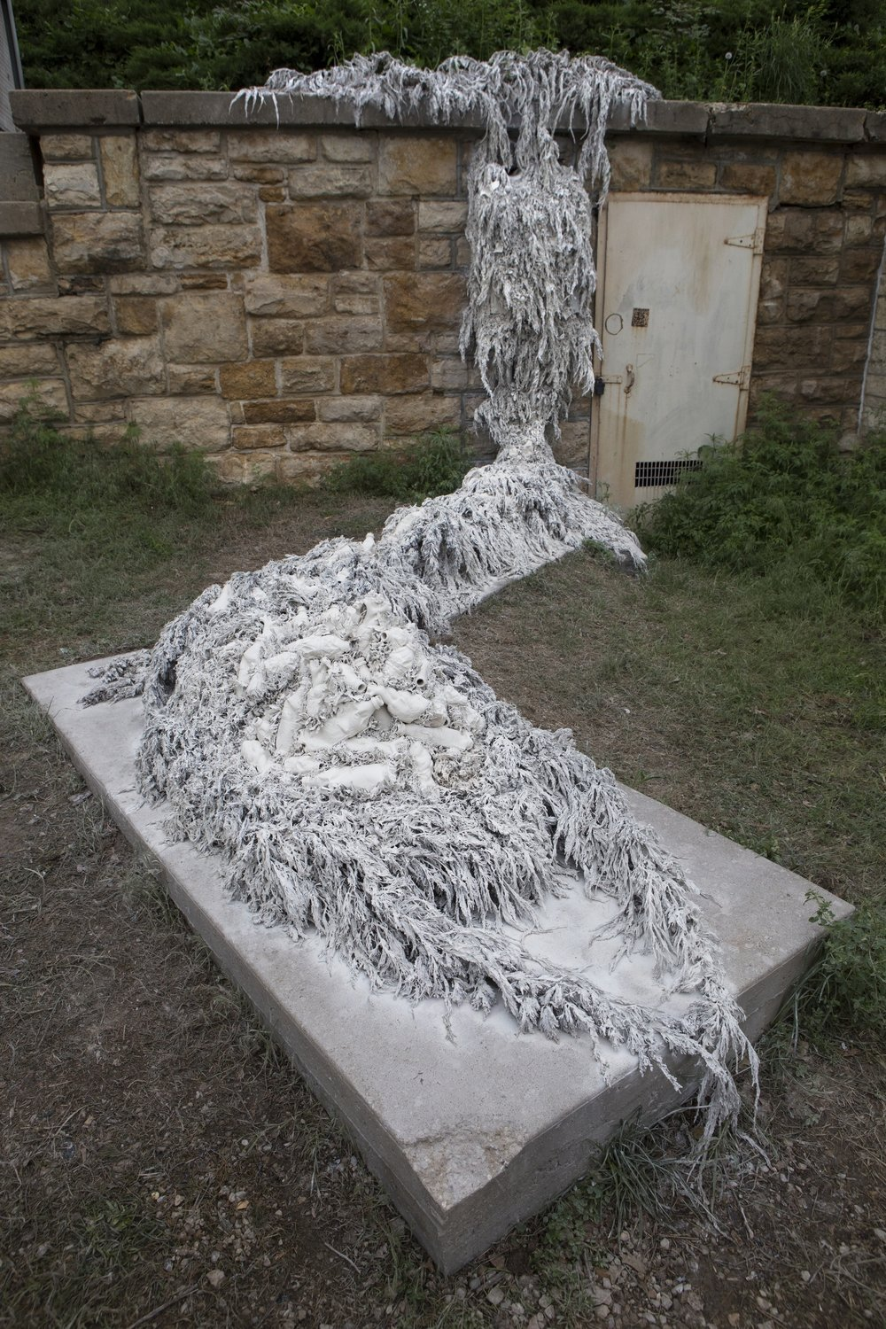 Resilient, 20'x9'x9'