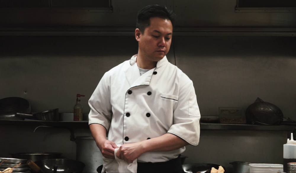 Chef/Owner Charlie Wong