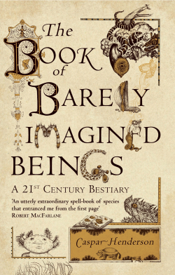 Casper Henderson – ' The Book of Barely Imaginable Beings '