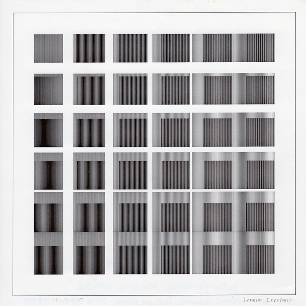 Dominic Boreham, Interference Matrix IM36, 1978 computer-assisted drawing, ink on paper, 39 x 39.jpg