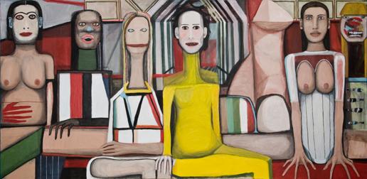 Albert Binimelis, You are my mirror, 2009