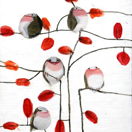 Albert Binimelis, Bird Series 25