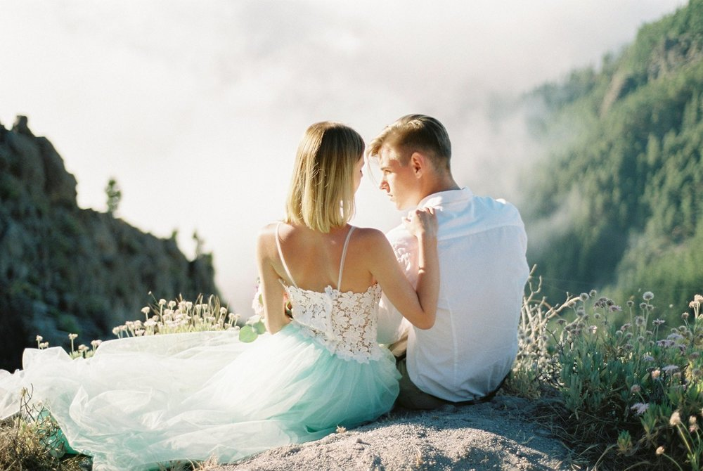 This is magical... - Truly breathtaking Tenerife love story
