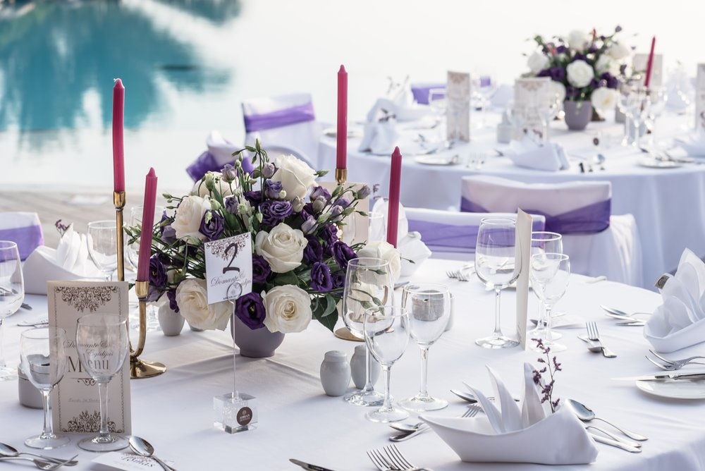 Decor by external suppliers