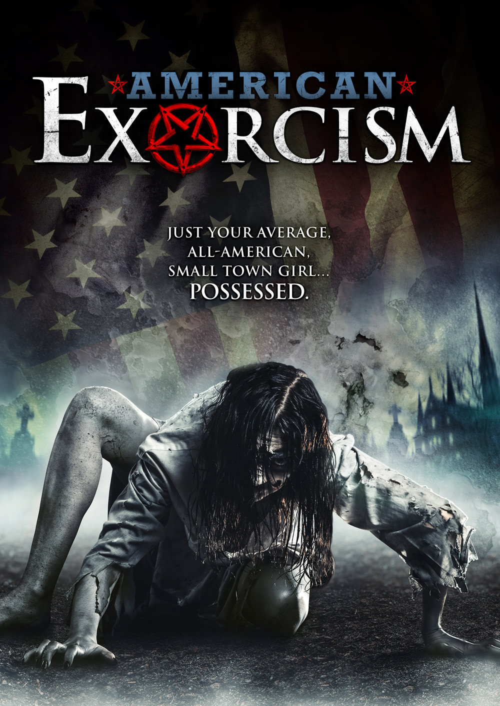 American Exorcism   Damon Richter believed he left the world of demons behind him until an old friend arrives with frightening information about his estranged daughter that only Damon's abandoned otherworldly powers can save.
