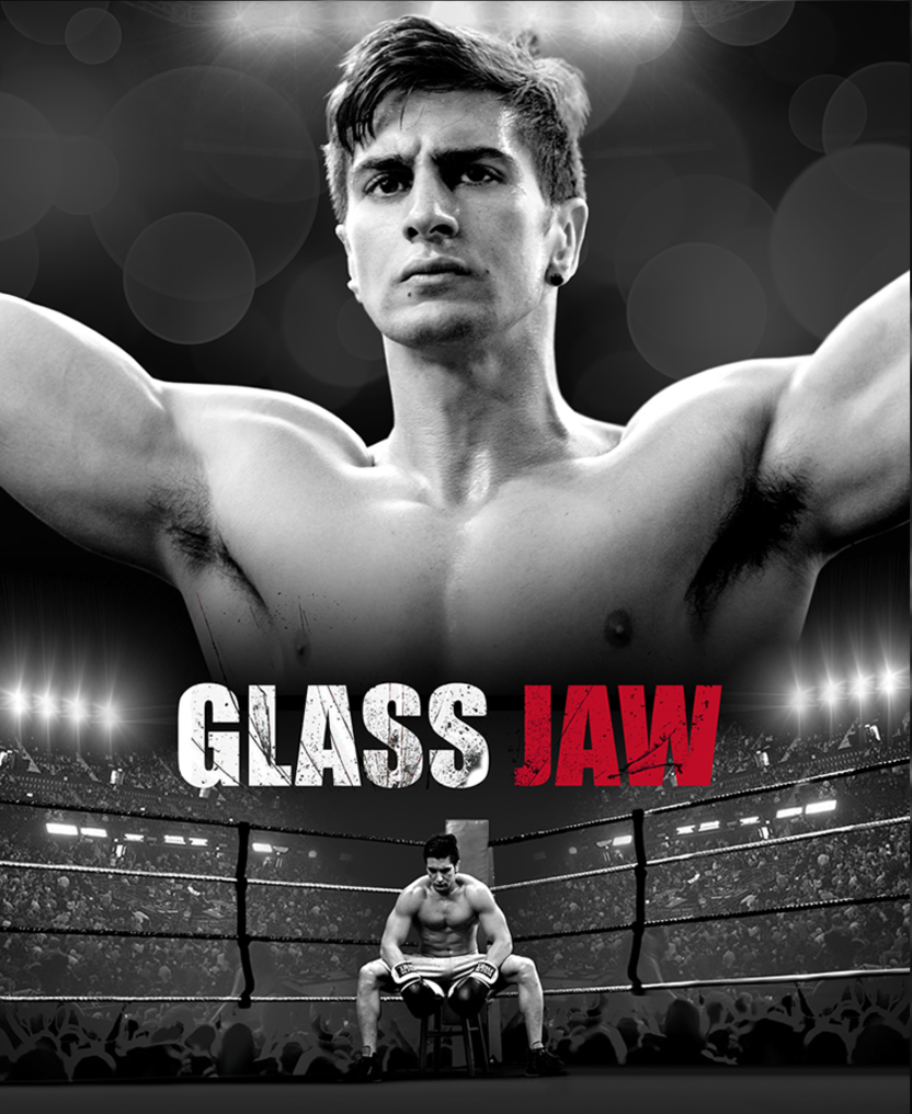 Glass Jaw   Glass Jaw chronicles the redemption story of Travis Austin, a one time champion boxer who goes to prison and loses everything. After Travis' release, he experiences the trials and tribulations of redeeming his reputation, his belt and his true love.