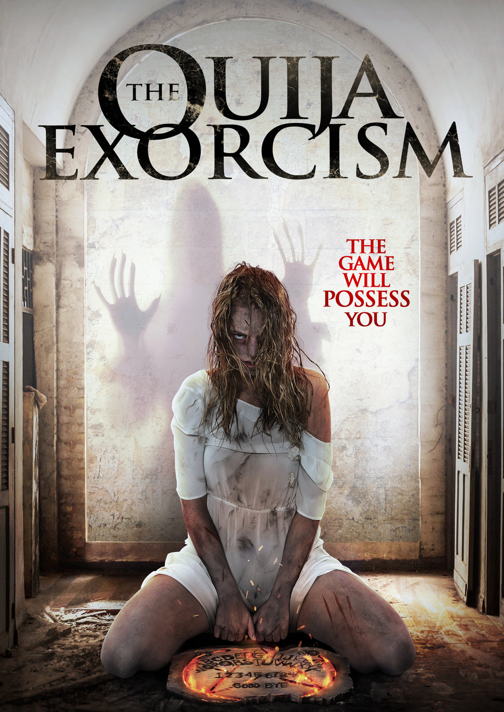 The Ouija Exorcism   Thirty years after being incarcerated in its ouija board prison by a well-known exorcist, a demon is accidentally set free to roam earth & terrorize all those who are responsible for its imprisonment. Can it once again be banished?