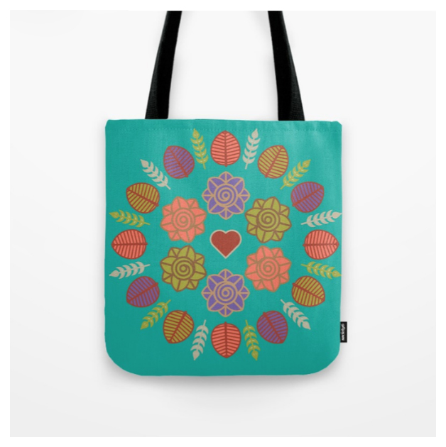 Tote Bag by LogikEvidence.     Encomende o seu no link:  Society6