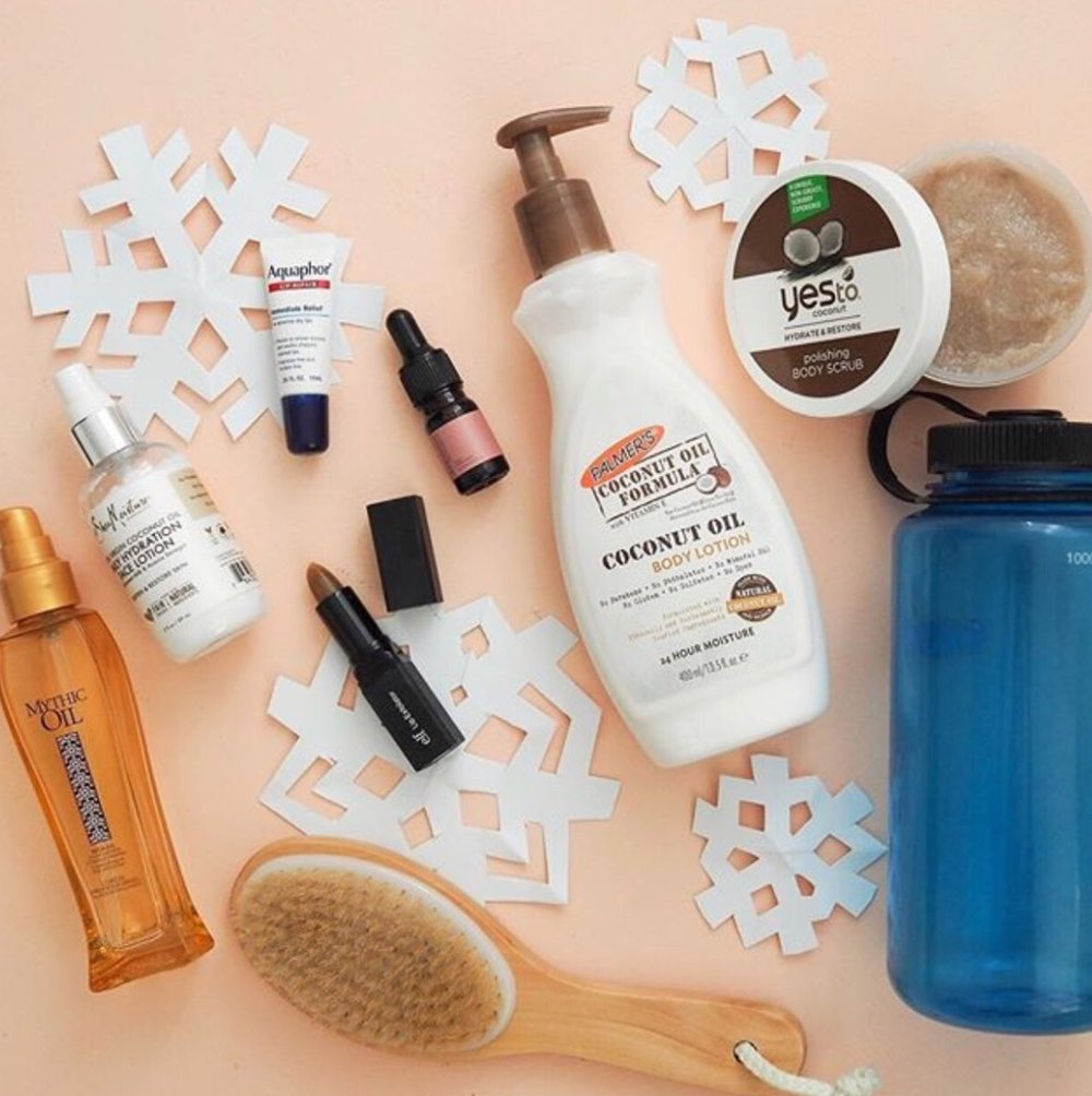 Our Favorite Products for Dry Itchy Winter Skin