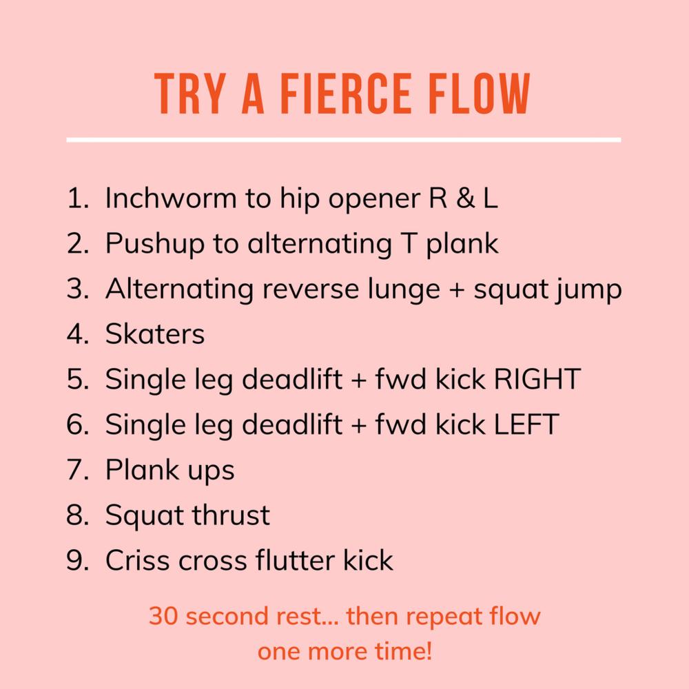 Fierce Flow
