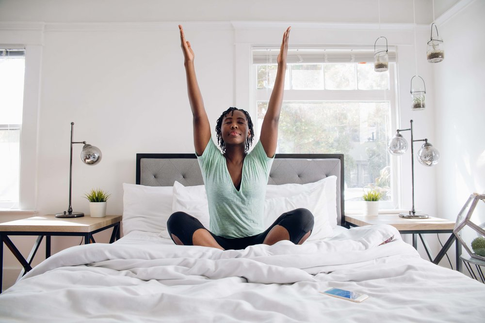 How To Use Yoga Wake Up for Better Mornings & Healthier Habits