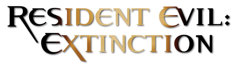 Resident Evil: Extinction Logo