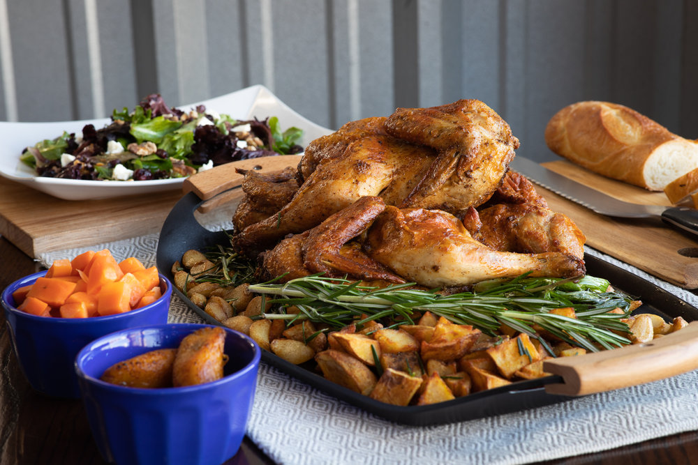 Catering By Chef Luciano Kitchen & Chicken - Call our dedicated catering hotline at (312) 899-6890 to speak directly with our catering specialists or click below to place your order now.