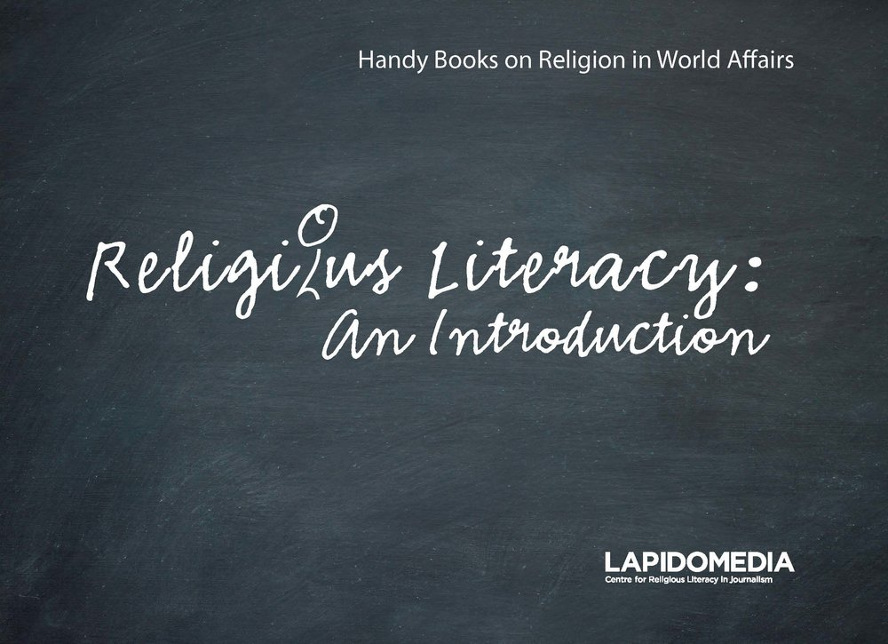 One of Lapido Media's Handy Books on Religion in World Affairs... which can be ordered through the Words by Design website.