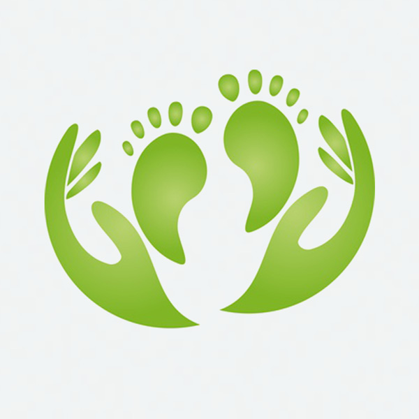 Ohrakupunktur - Fußreflexzonentherapie