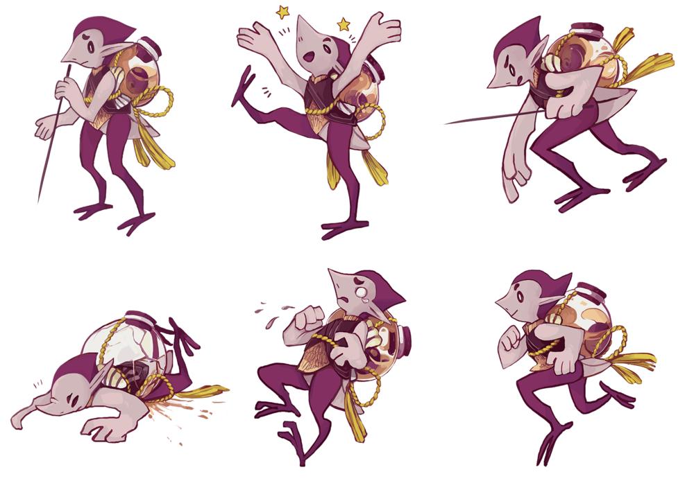 plum sprites