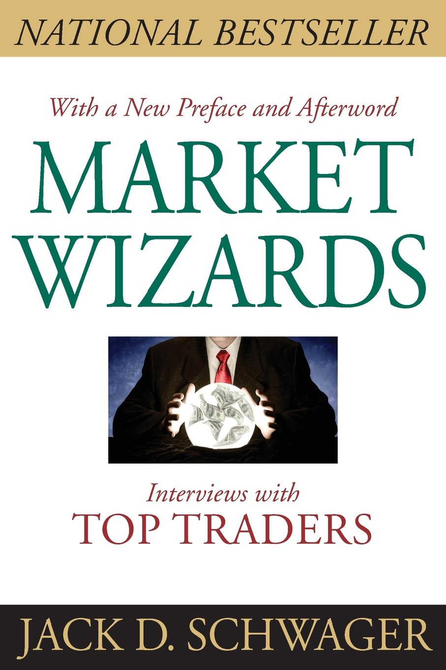 Market Wizards by Jack Schwacer