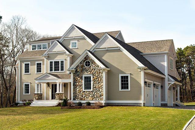 New Home #norsepines #capecodhome #capecodbuilder