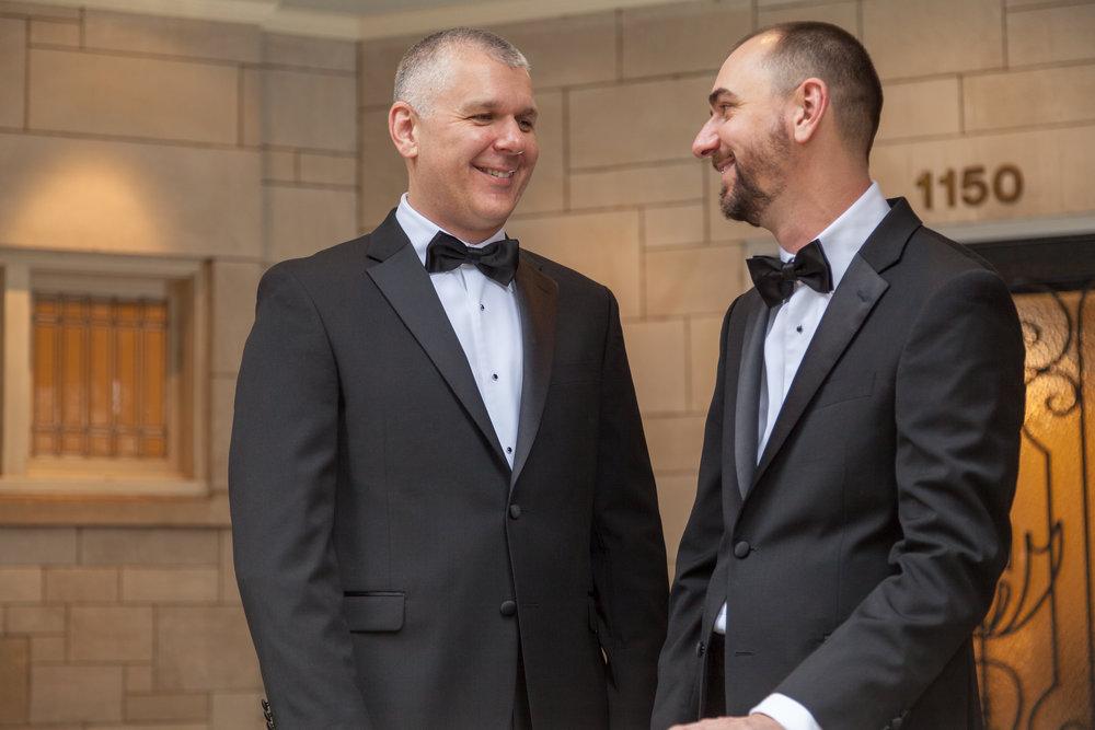 Dennis + Stephen's Wedding
