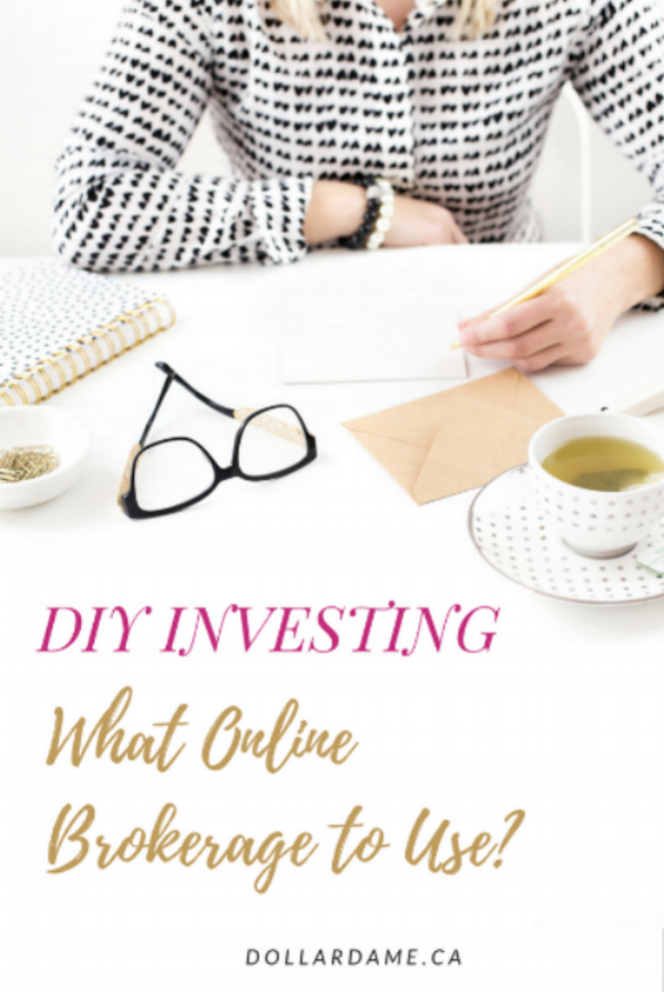 DIY investing: What online brokerages to use?