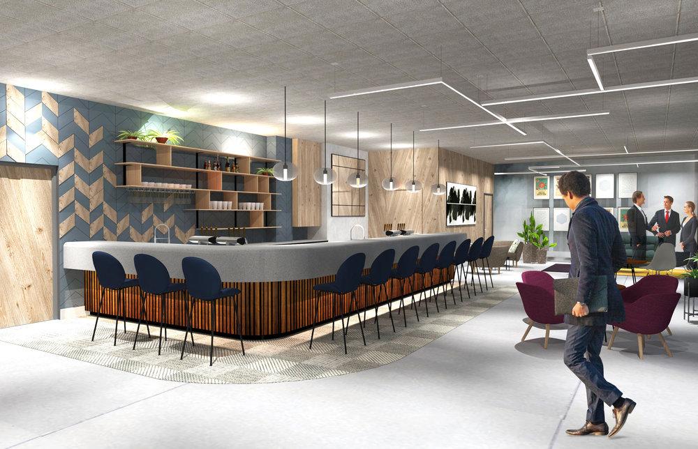Bar and Entertainment Design