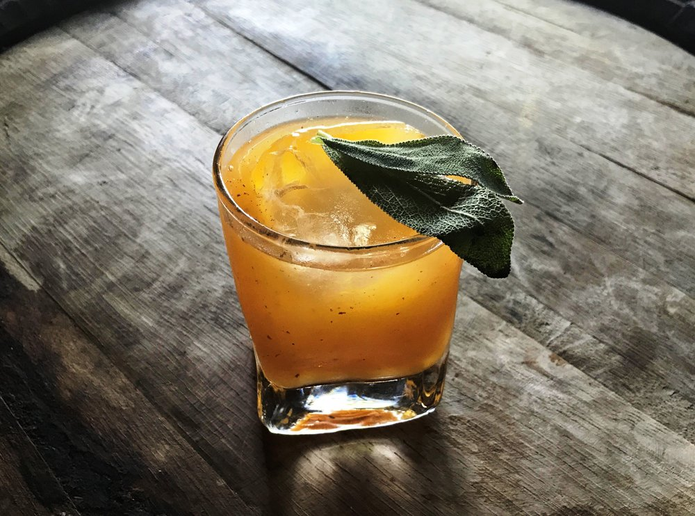 Tidewater cocktail by Christiaan Röllich