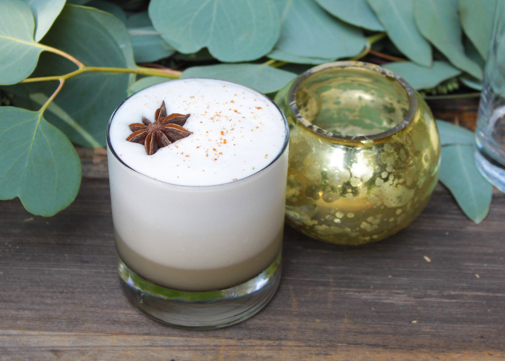 Vegan Eggnog at Gracias Madre in West Hollywood