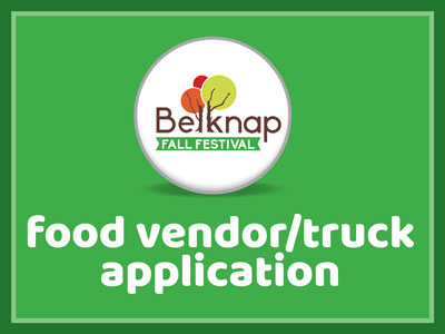 Food Vendor/Truck Application