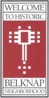 The Belknap Logo