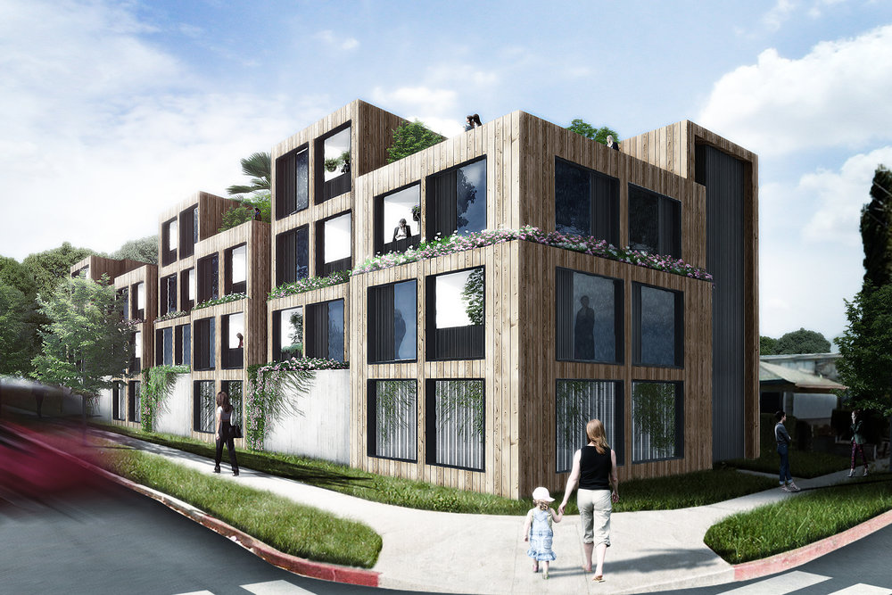 Corteen Place Multifamily