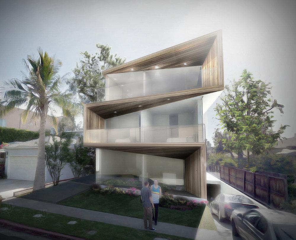 Benecia Duplex
