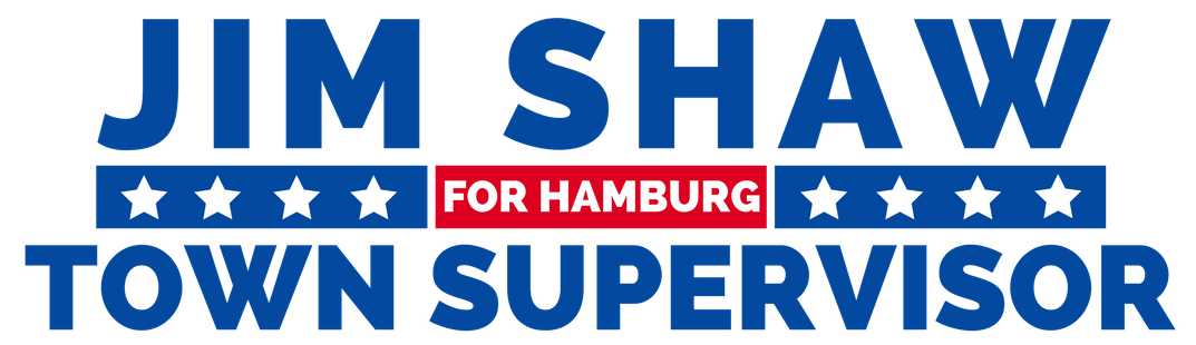 Jim Shaw for Hamburg Town Supervisor