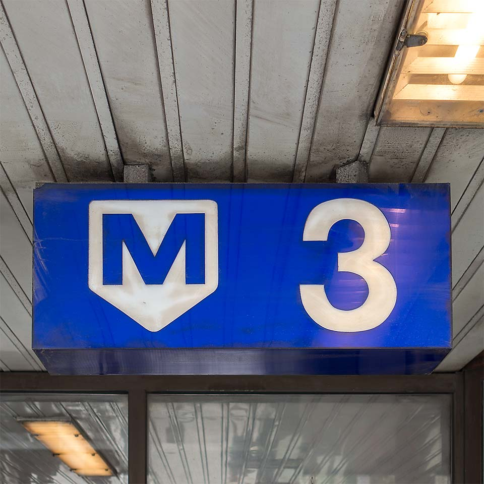 Going underground to explore Budapest's dreamy/dreary communist-era Metro 3 line, come along for the ride!