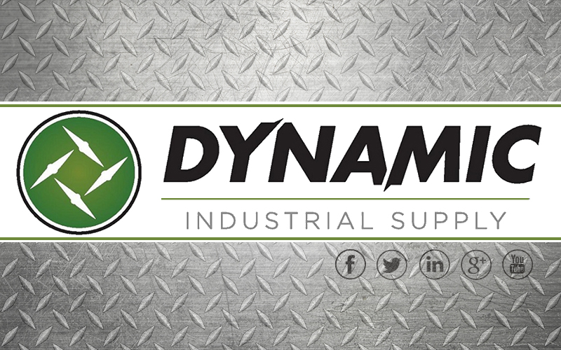 Dynamic Industrial Supply - sponsor of the 2018 Great Lakes Woodworking Festival