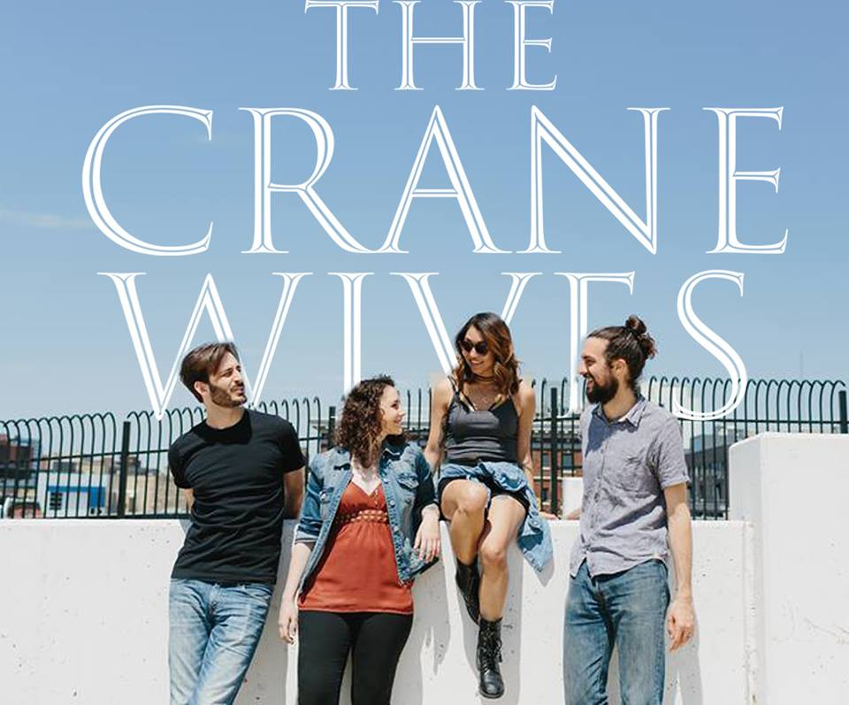 The Crane Wives in concert at the Great Lakes Woodworking Festival