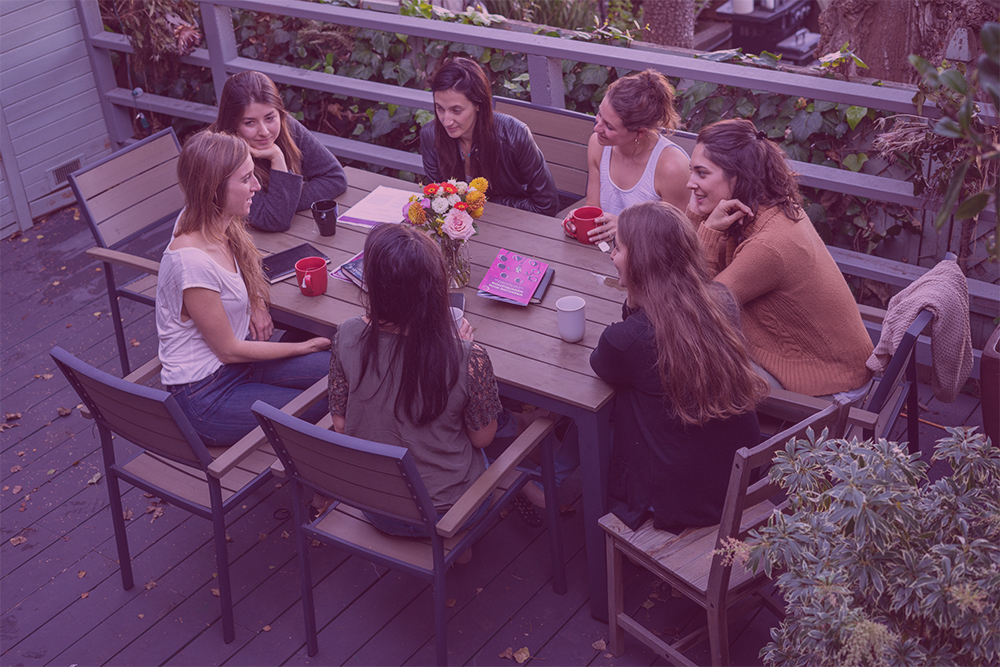 finding your WELL CIRCLE - Resources for starting or sustaining a circle
