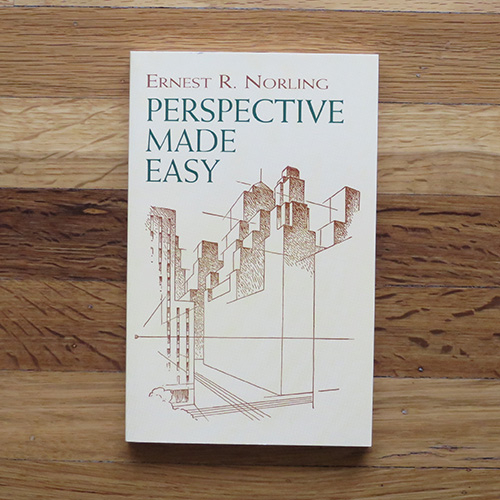 Perspective Made Easy - Ernest R. NorlingSolid, understandable, step-by-step perspective instruction.