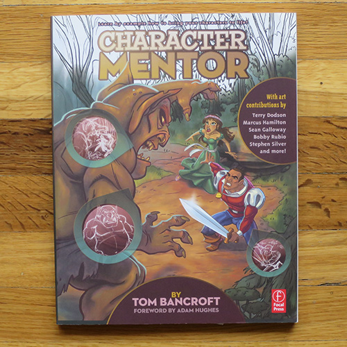 Character Mentor - Tom Bancroft