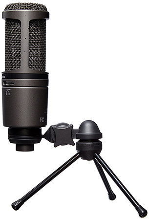 12A) AT2020 USB Microphone -