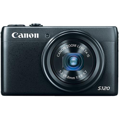 12B: Canon PowerShot S120 -