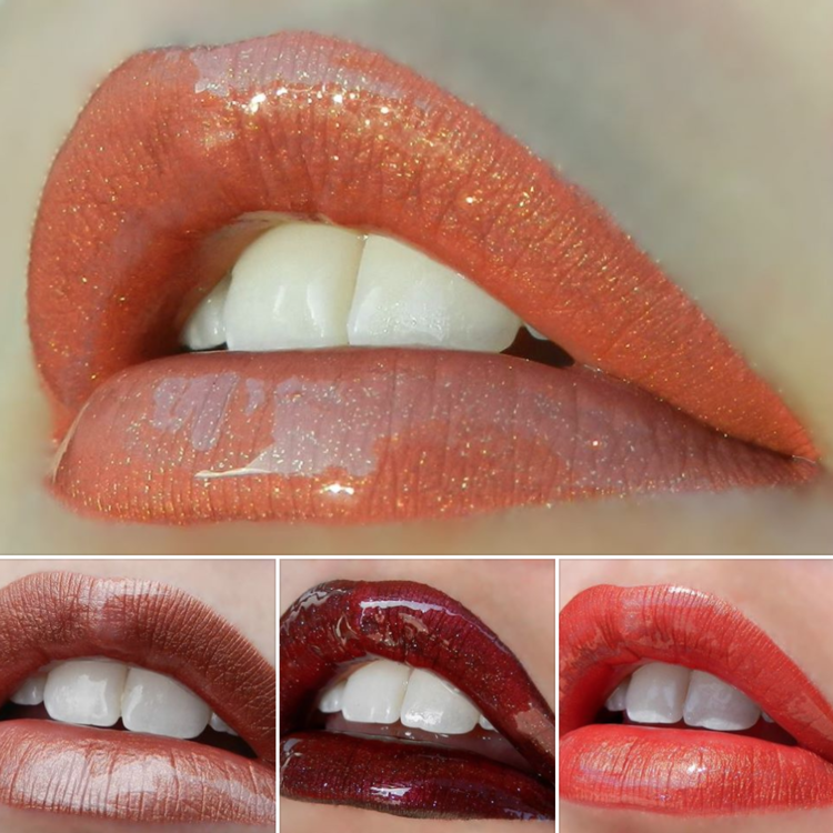 - LipSense Shade Creations