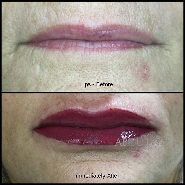 Pucker up for the month of love 💕 Are your lips lips thin or lacking luster? Enjoy all the benefits of fuller, younger-looking lips with permanent makeup!