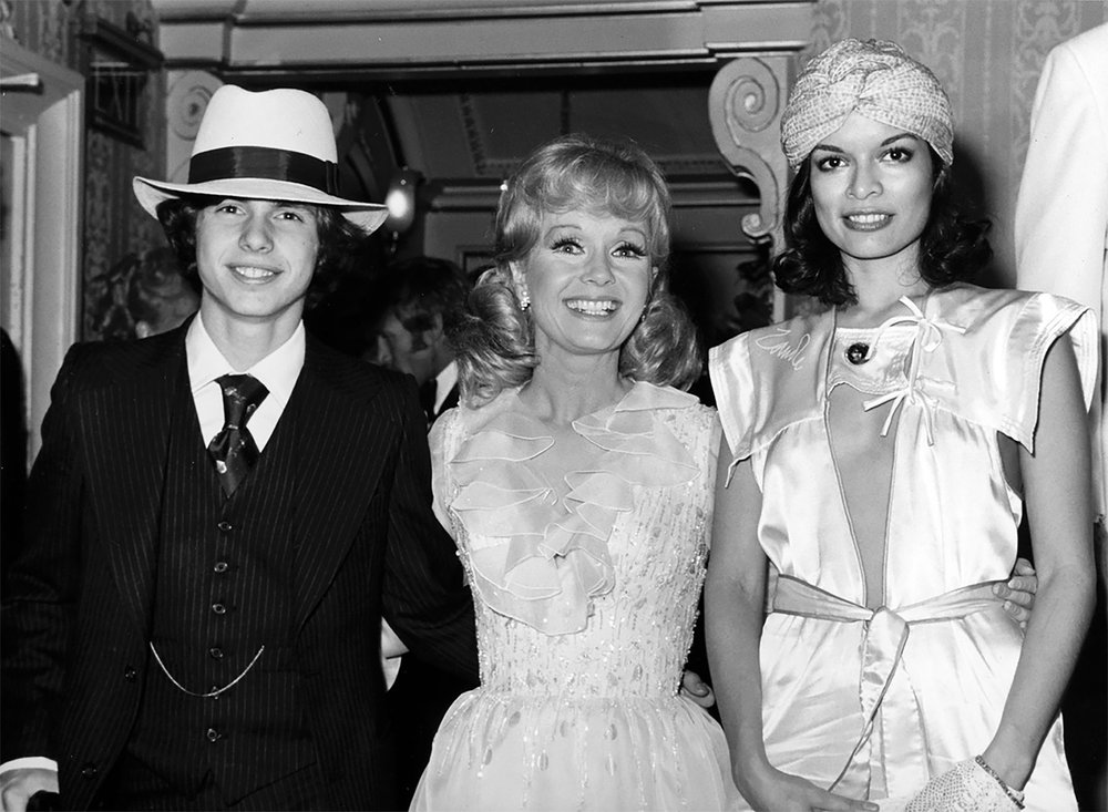 TODD, DEBBIE AND BIANCA JAGGER